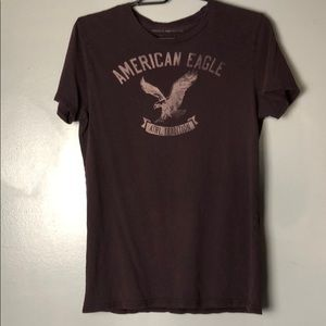 Men's American Eagle Outfitter burgundy small